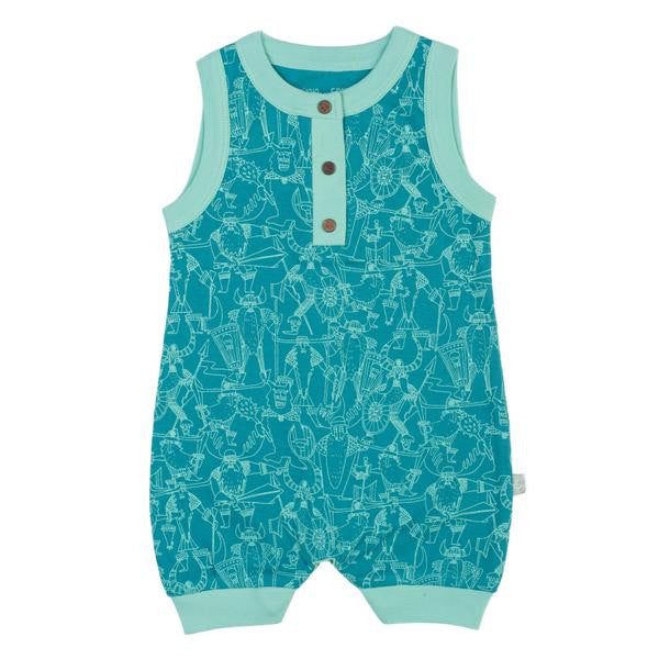 Vikings Romper