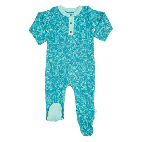 Vikings Sleepsuit
