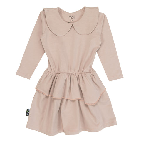 Blush Pink Party Dress