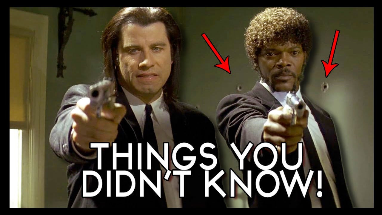 9 Pulp Fiction Facts For Die-Hard Tarantino Fans