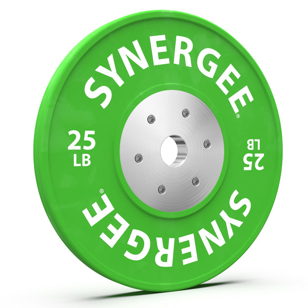 Synergee Competition Bumper Pates