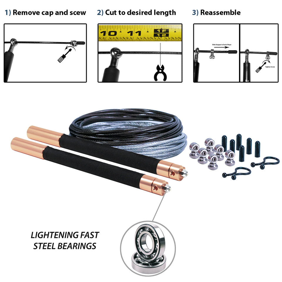 Synergee S-4 Jump Ropes