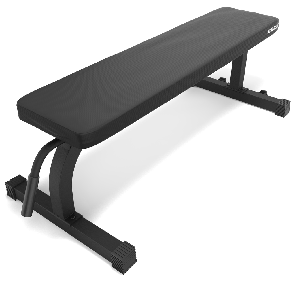 Synergee Flat Exercise Bench