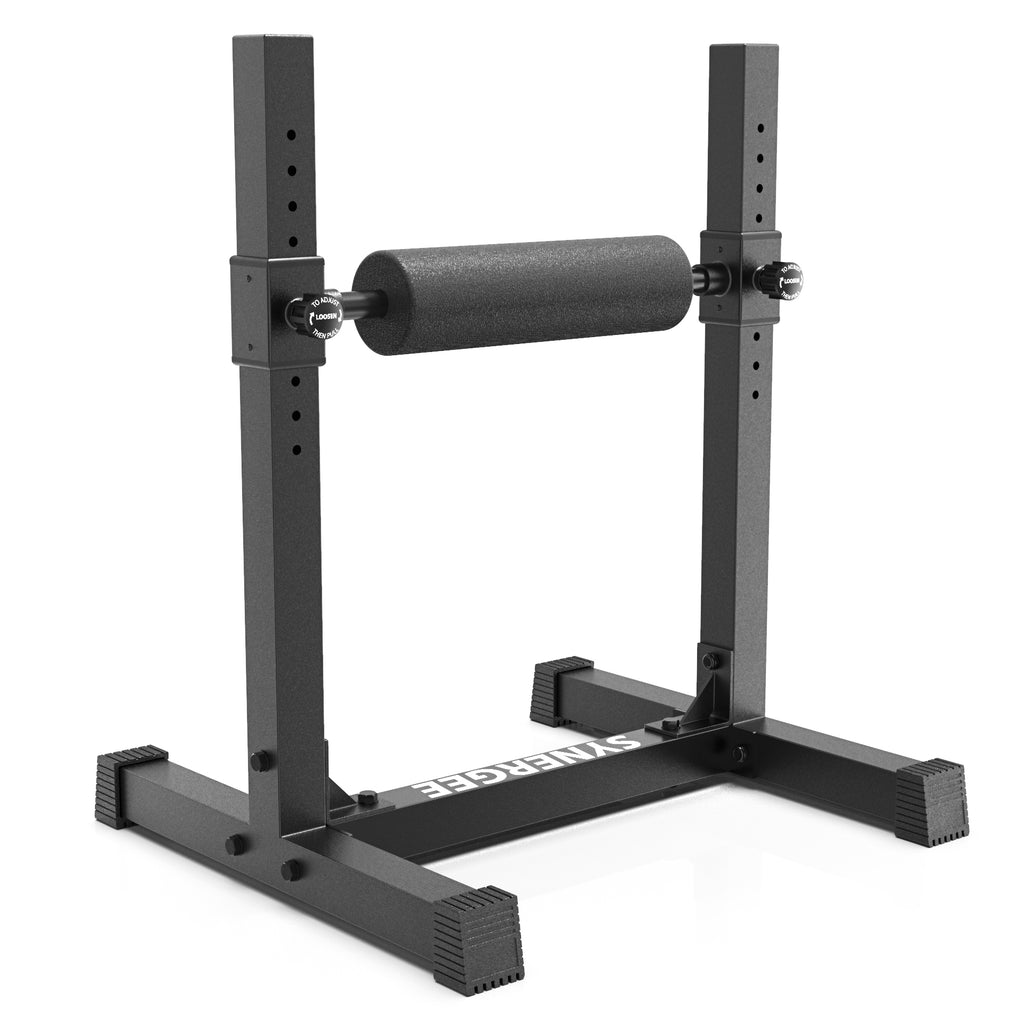 Synergee Single Leg Squat Roller Stand