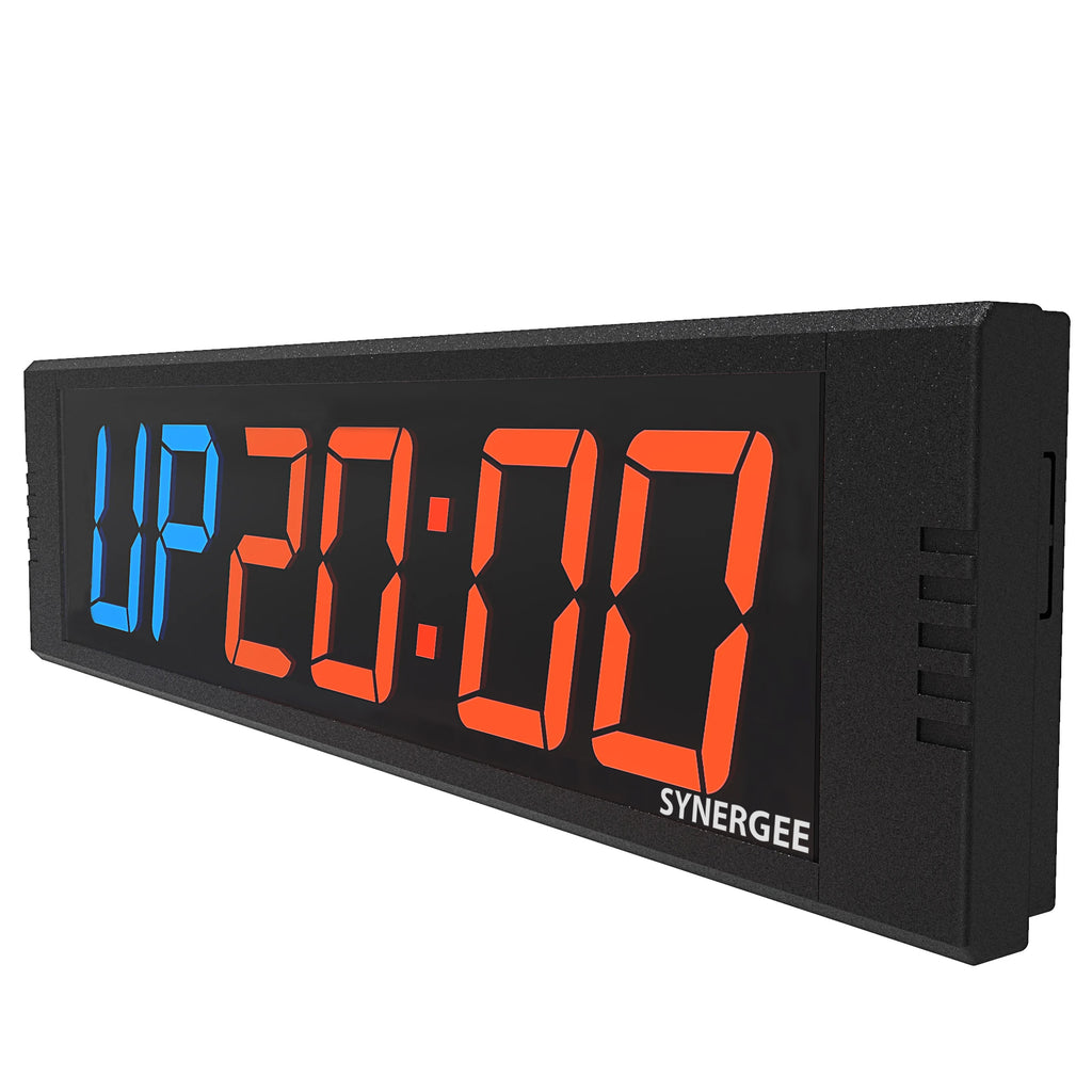 Synergee Interval Gym Timer Synergee Fitness Canada Synergee Canada