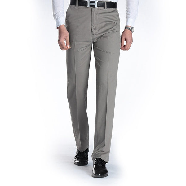 New Suit Time -Joaquin Series- Men's Dress Pants - Grey