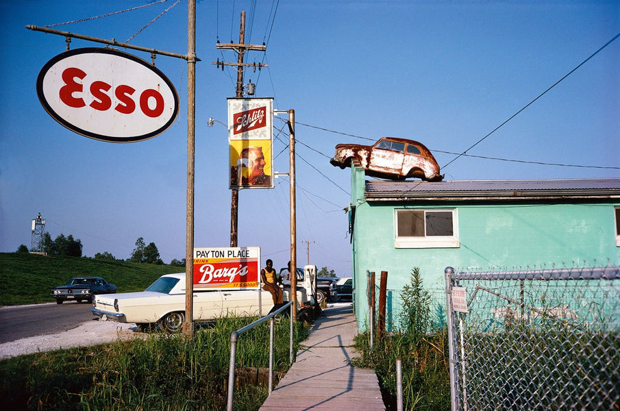"William Eggleston: ""Perfectly Banal"""