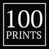 100Prints.co.uk Logo | 100Prints