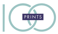 100Prints Gallery logo