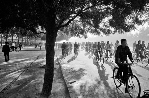 Chang An Avenue, Beijing by Inge Morath
