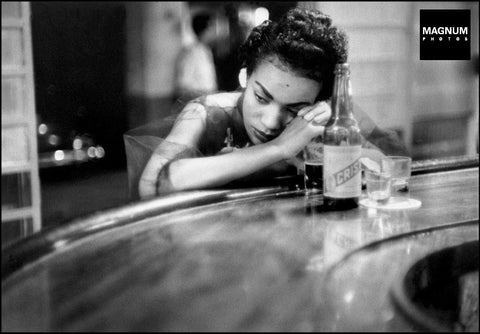 Photo: Eve Arnold. Havana, Cuba. 1954.