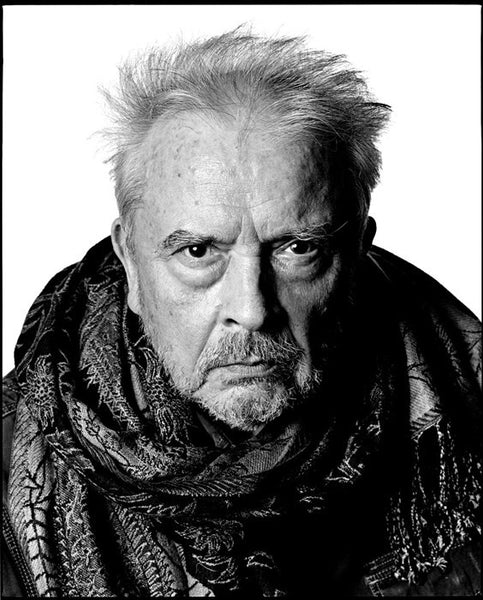 Self Portrait: David Bailey, 2009