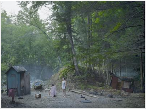 Gregory Crewdson, The Haircut