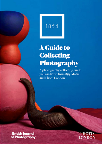 BJP, 1854 and Photo London's Guide to Collecting Photography