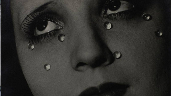 Photograph: Man Ray, Glass Tears (Les Larmes), 1932