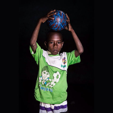 Ousame, Mali. 1day1will be a Footballer