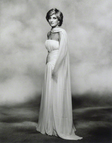 Photo: Princess Diana by Terence Donovan