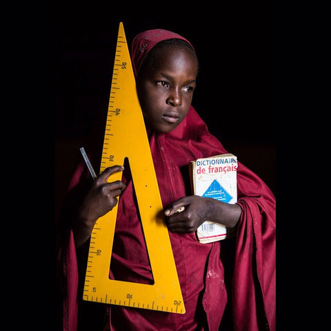 Sakima Mamane, Niger. #1day1will be a teacher