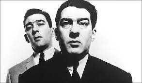 Photo: The Krays by David Bailey