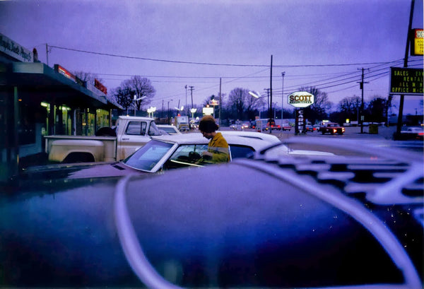 Photo by William Eggleston