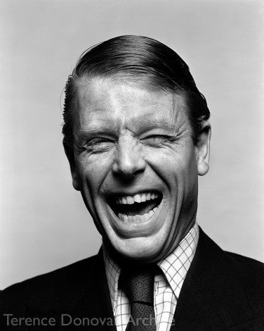 Photo: Actor Edward Fox by Terence Donovan