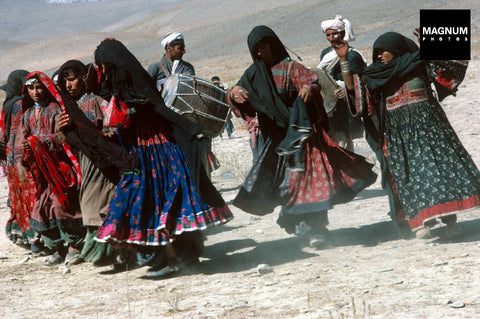 Photo: Eve Arnold. Afghanistan. 1969