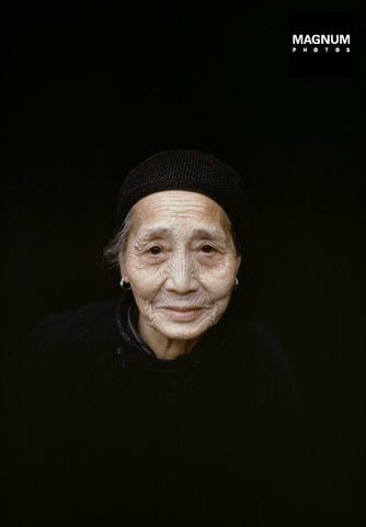 Photo: Eve Arnold. China 1979.