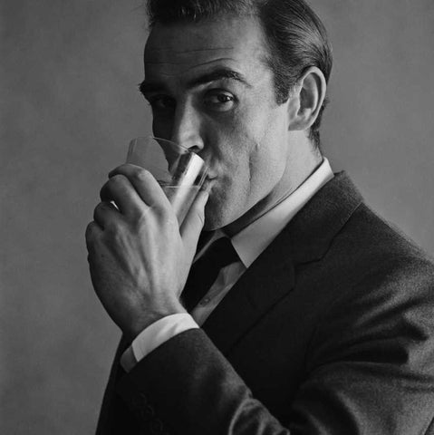Photo: Sean Connery by Terence Donovan