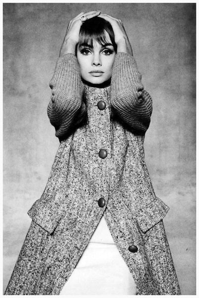 Photo: Jean Shrimpton by David Bailey