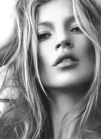 Kate Moss by David Bailey