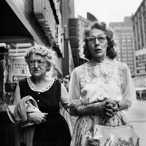 Vivian Maier: Chicago 1961, Street Photography