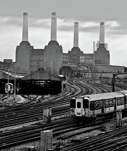 Battersea Power Station by Barbara Parkins