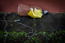 Photograph: Electric Jesus, Costa Rica, Print.