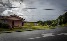 Photograph: Home To Mother, Costa Rica Street, Print.
