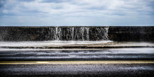 Photograph: Over The Edge, Malecon Wave, Print.