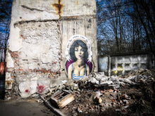 Photograph: Rising From The Rubble by Toni Peach at 100Prints.co.uk