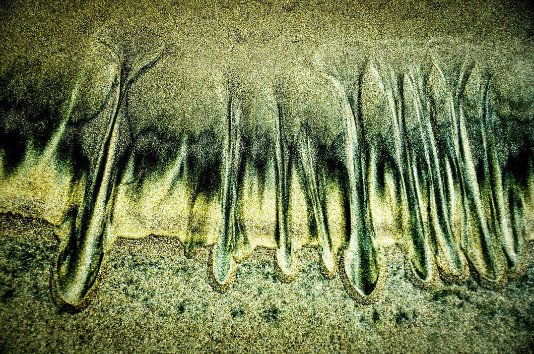 Abstract Photography: Sand Triffids by Croz' at 100Prints.co.uk