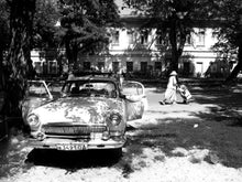 Photograph: Volga Street by Toni Peach at 100Prints.co.uk