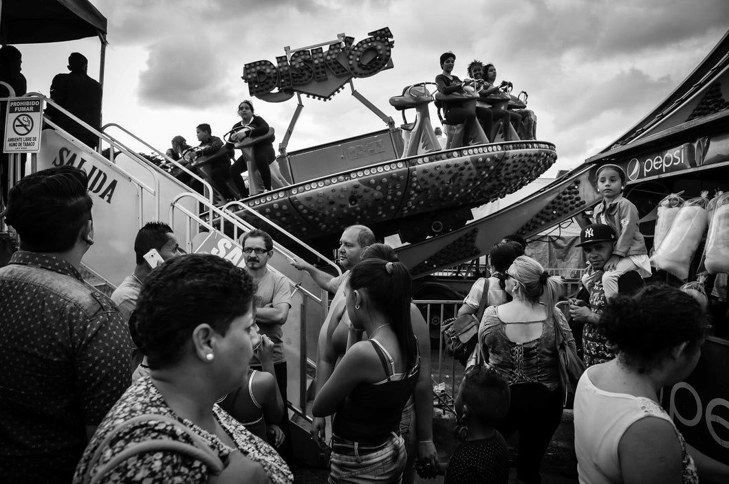 Photograph: Zapote Fair, Costa Rica, Art Print.