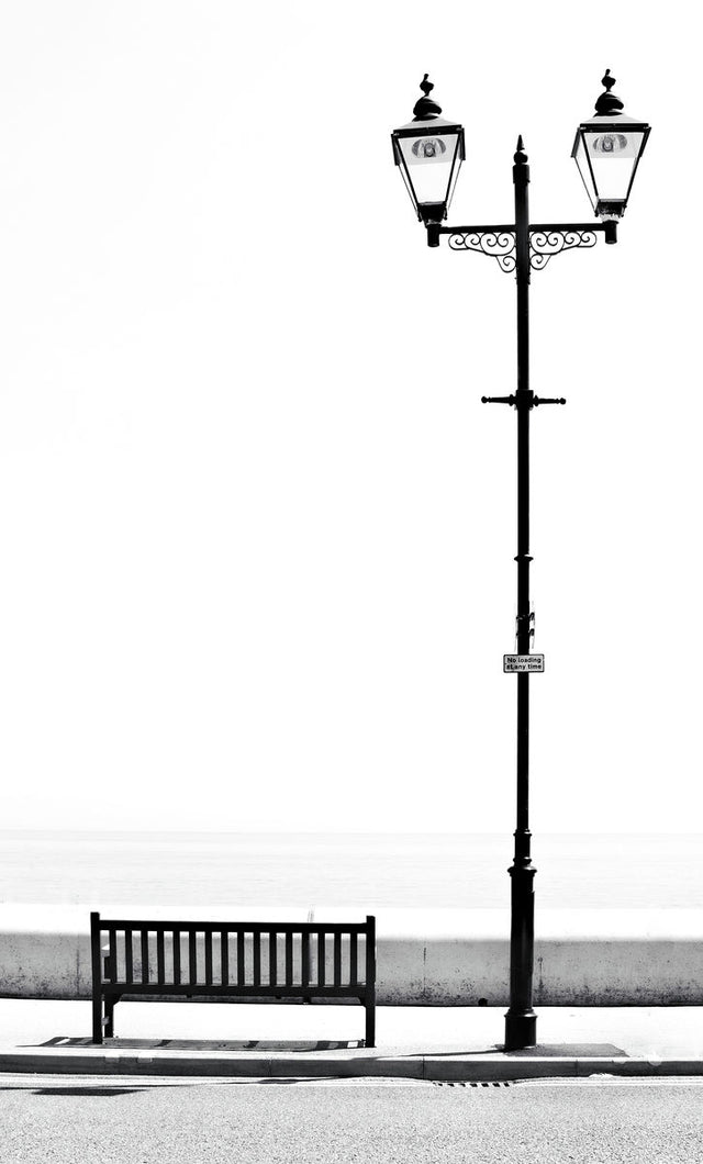 A Minimal Moment In Deal by Mel Chennell