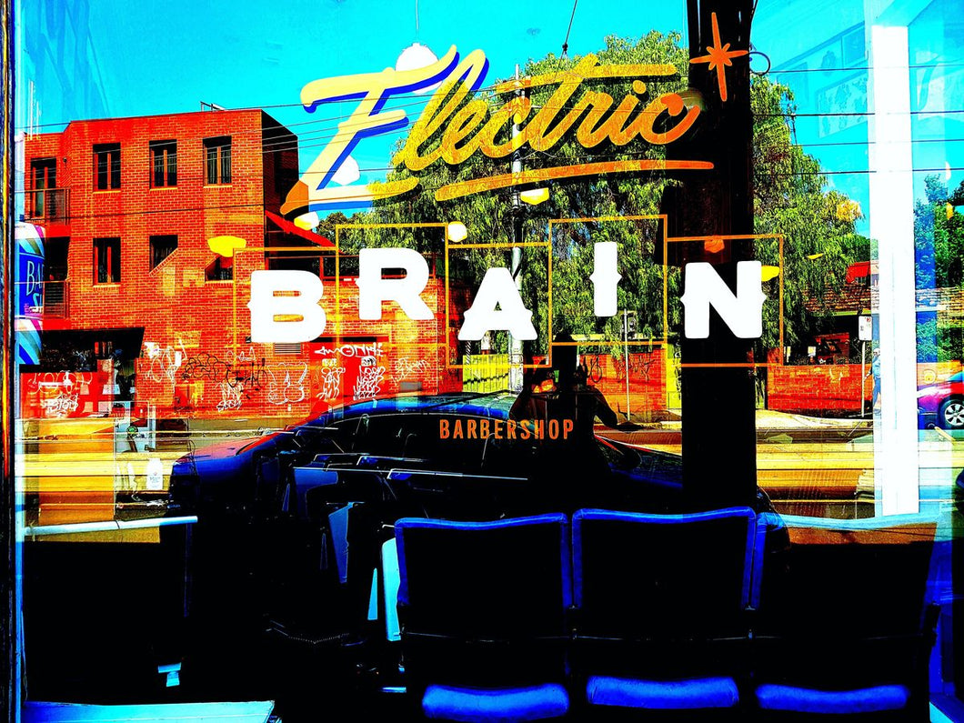Electric Brain by Susa Solero