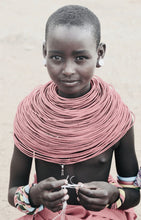 Samburu Heartbreaker in Pink by Barbara Parkins