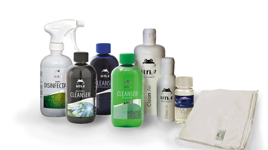 HYLA Cleaning Products & Disinfectants