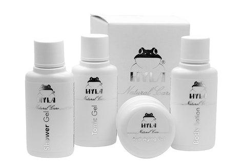 HYLA Natural Care Mini-Set (Personal Care Set)