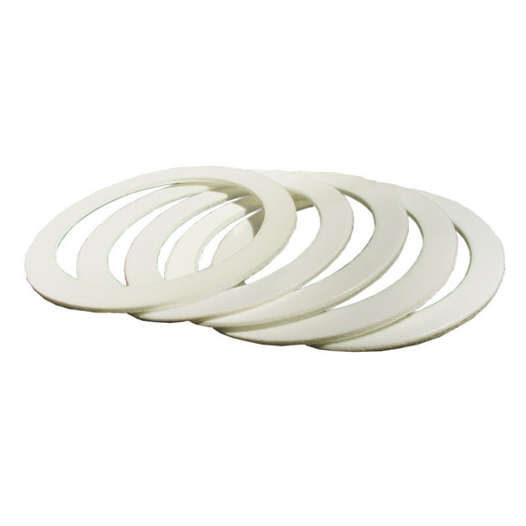 2036-5 Gasket - for 2042 Cup Straight Nipple (5-pack)