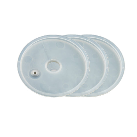 2096-3 Diaphragm - for 2095 Cup Square 90° Nipple (3-pack)