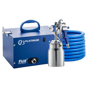 3003-T70 Q3 PLATINUM™ Quiet System w/Bottom Feed