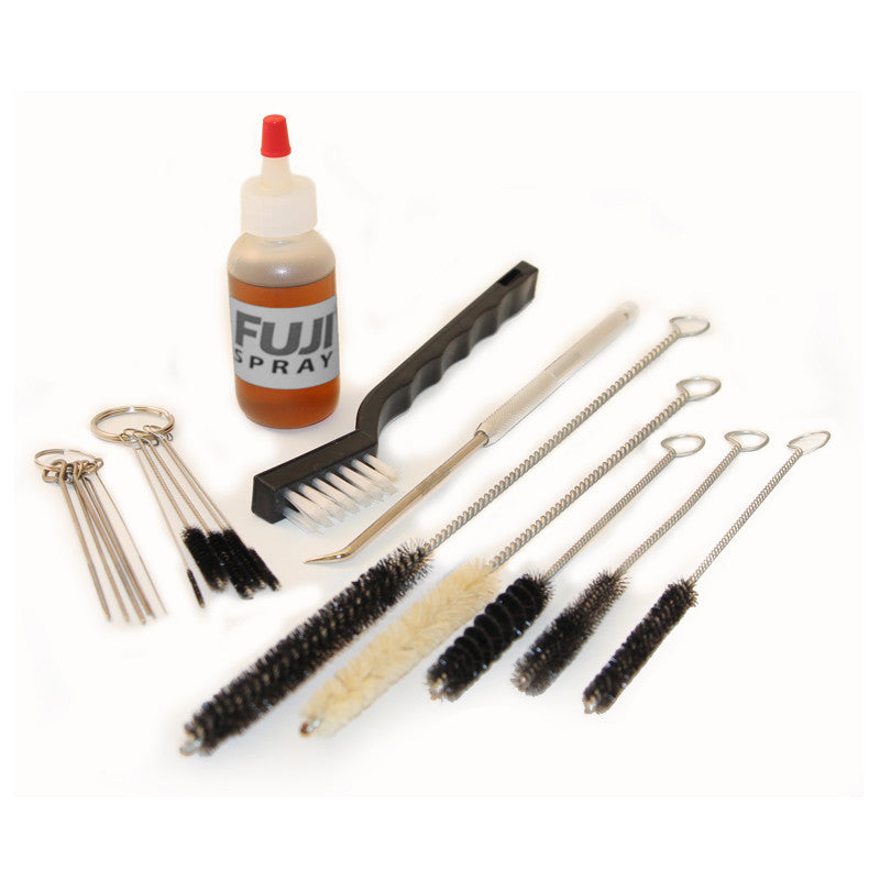 3100 Fuji Spray Gun Cleaning Kit with Lubricant