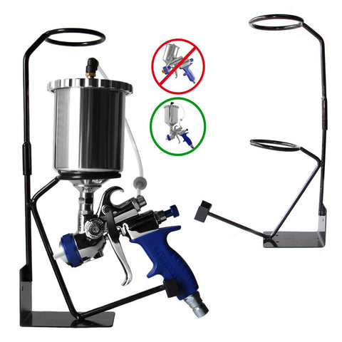 5330 Gravity Feed Gun Holder Stand