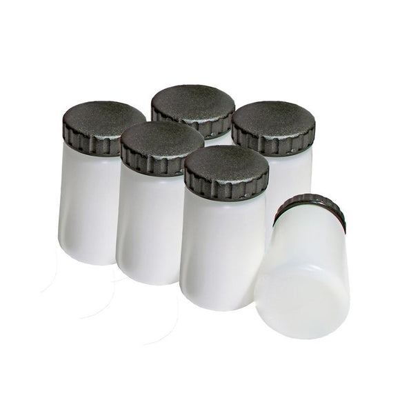 9811-6 Mini Cups with Lid 6pack